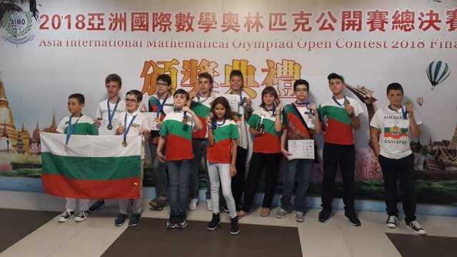 Asia International Mathematical Olympiad Open Contest