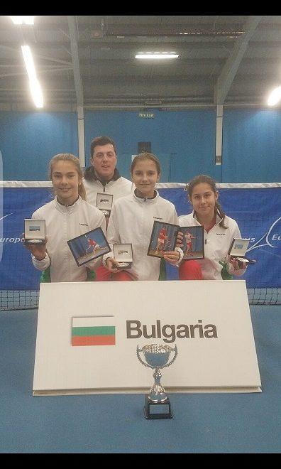 Момичетата на България до 12 г